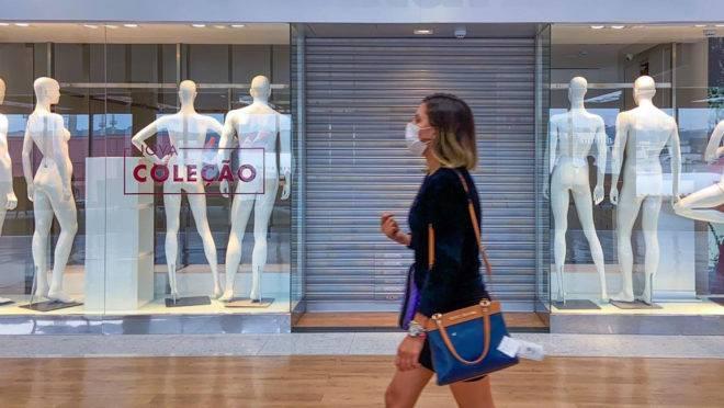 Sete shopping centers reabriram as portas no Paraná