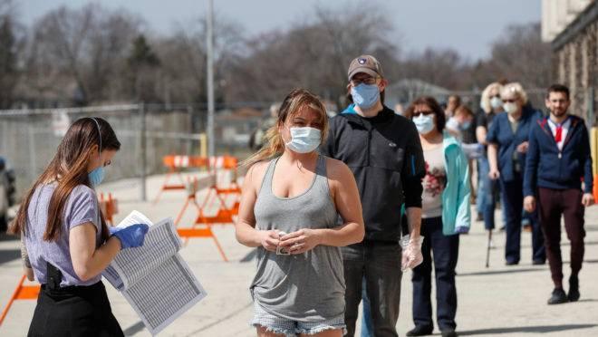 eleições eua pandemia