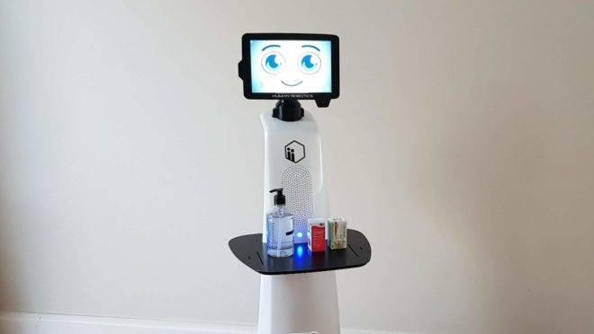 A startup Human Robotics criou o Robios, um equipamento programável capaz de atuar em diversos setores.