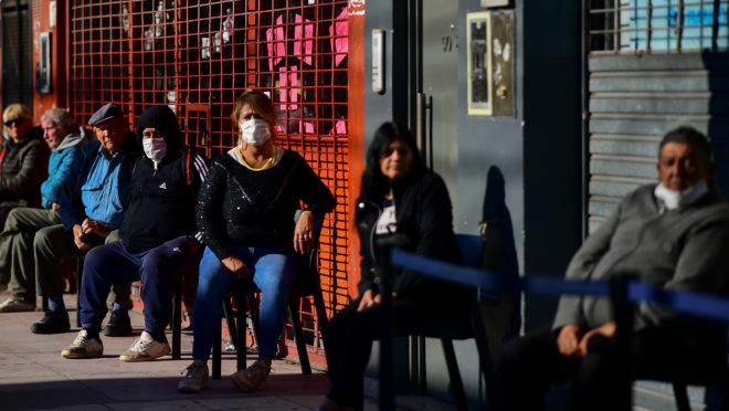 argentina quarentena coronavírus