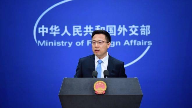 Zhao Lijian: postura agressiva estimulada e recompensada pelo Partido Comunista.