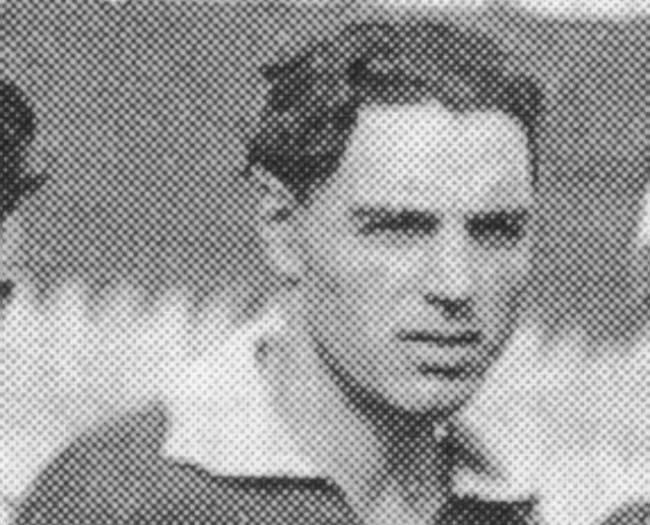 Gabardinho foi o primeiro brasileiro a jogar no Milan. Foto: Arquivo/Gazeta do Povo