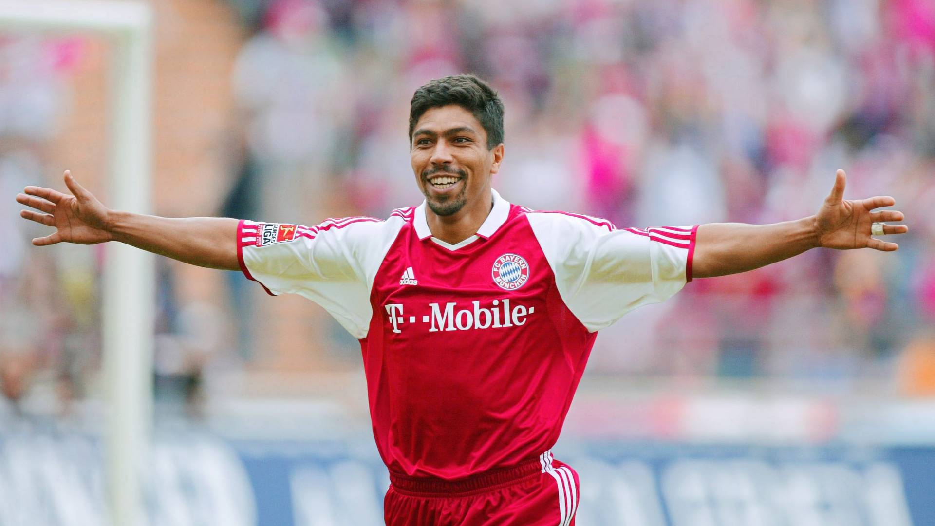 Élbero comandou o Bayern por muito tempo. Foto: Divulgação/Bayern de Munique