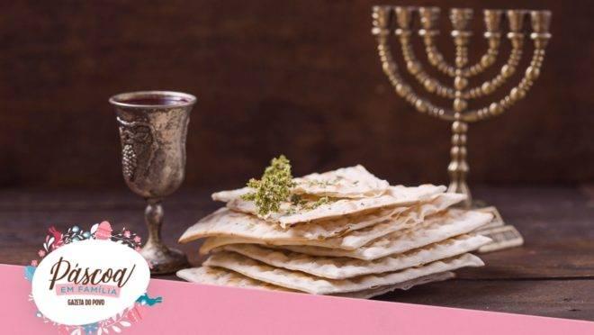 Celebrar a páscoa em casa é uma oportunidade de recordar algo fundamental a respeito dessa festa: foi nas casas que ela começou
