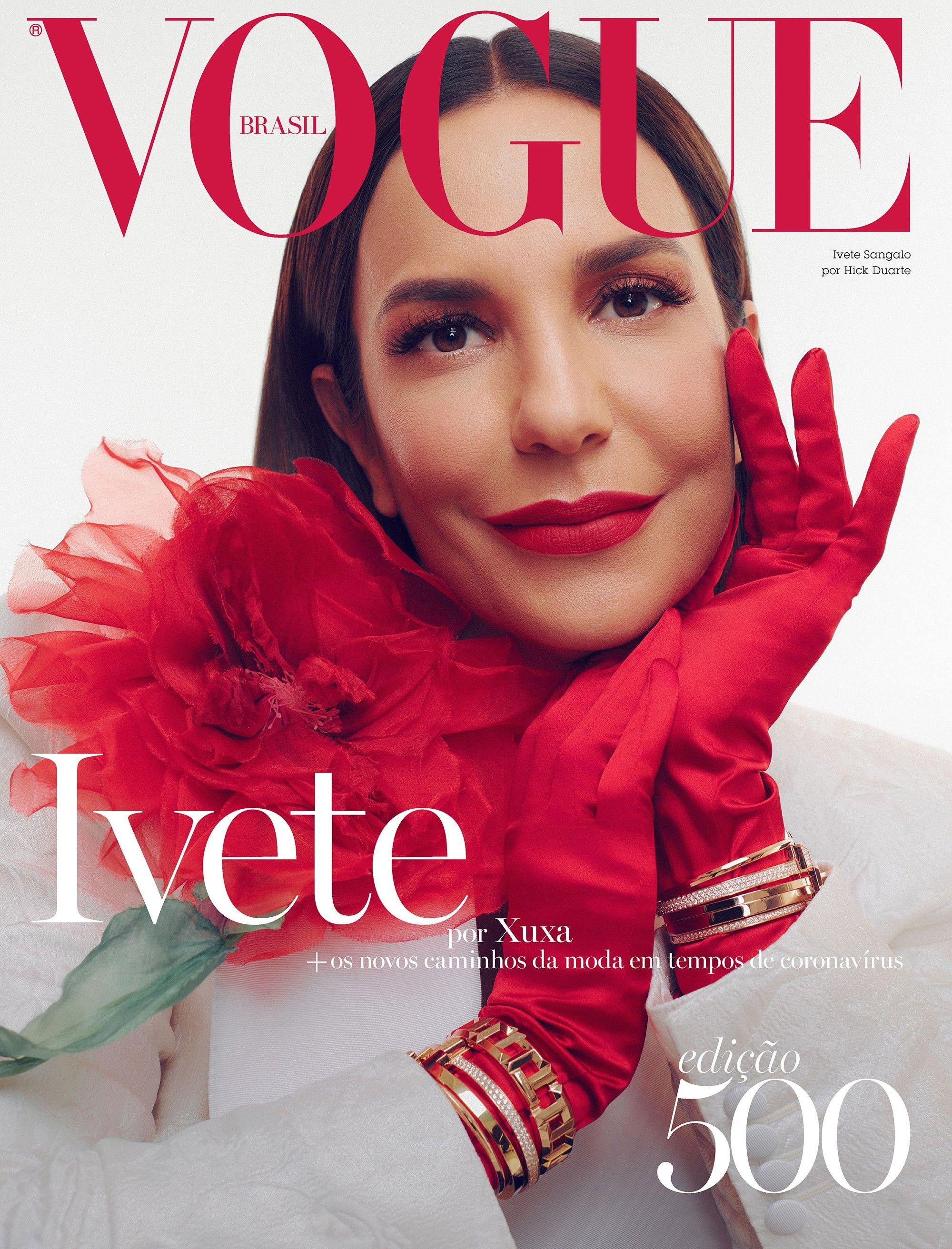 Ivete usou joias da 'T Collection' por Tiffany&Co. (crédito: reprodução).