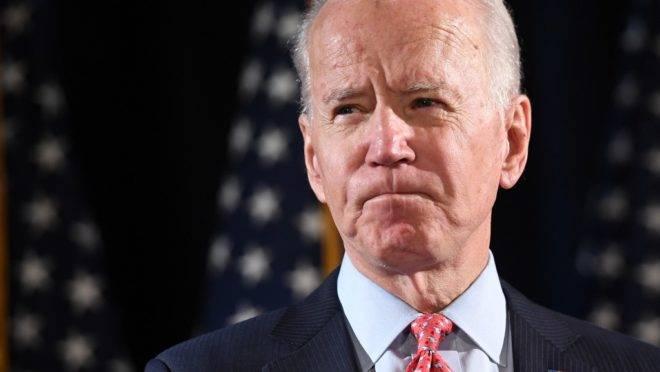 O ex-vice-presidente americano Joe Biden, pré-candidato à presidência dos EUA pelo Partido Democrata, venceu a primária do partido no Alasca