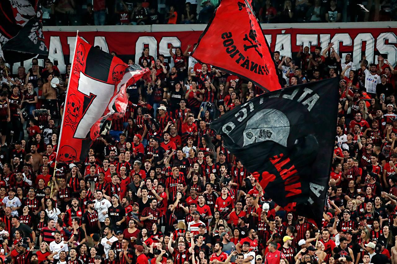 Conteúdo próprio e relacionamento são apostas do Athletico para fidelizar sócios mesmo sem futebol. Foto: Albari Rosa/Arquivo/Gazeta do Povo