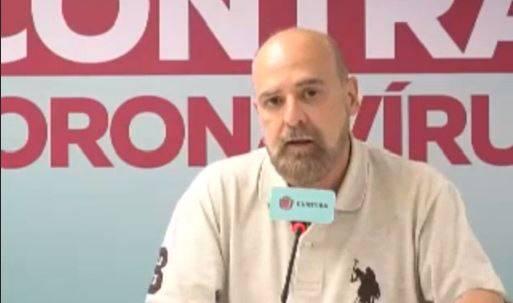 Alcides Oliveira, diretor do Centro de Epidemiologia da Secretaria da Saúde de Curitiba.