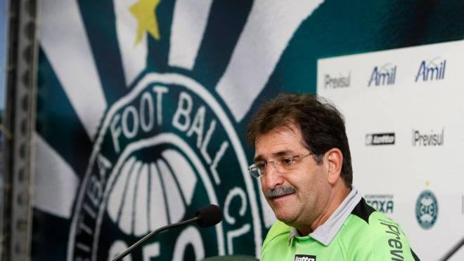 René Simões teve duas passagens pelo Coritiba.