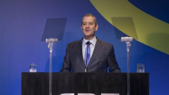 Rogério Caboclo, presidente da CBF, deve definir o futuro do calendário em 2020.
