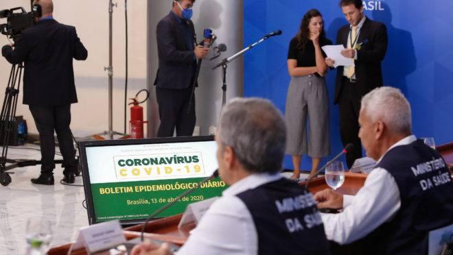 Coronavírus: Brasil tem 204 mortes em 24 horas, maior número até agora