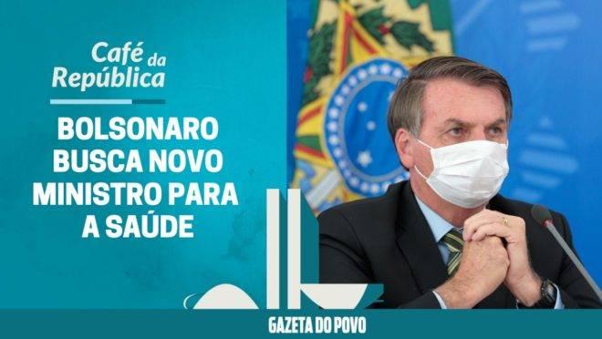 Quem Bolsonaro procura para o lugar de Mandetta na Saúde