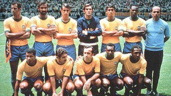 Em 1970, Brasil foi tricampeão. Mas nem só de títulos vive a seleção