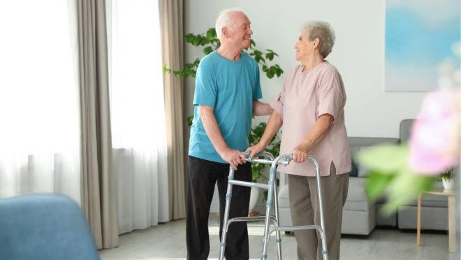 Sua casa é realmente segura para um idoso?