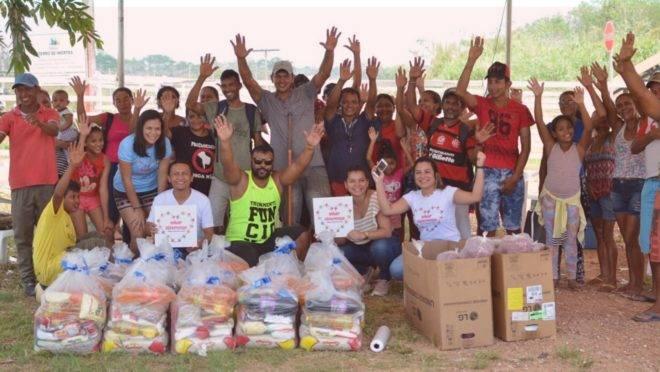 O movimento Transforma Brasil atende 2.500 iniciativas em todo o país e lançou um fundo especial para arrecadar recursos financeiros durante a pandemia do novo coronavírus.