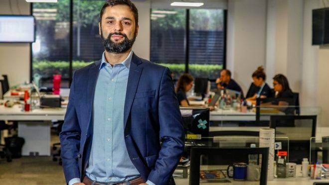 """Daniel Ferraz, da Cargo X, que recebeu investimento em abril: """"Ninguém teve um sobreaviso sobre a crise. A gente se preparou para o pior. Assim, se vier o melhor, a gente estará pronto""""."""