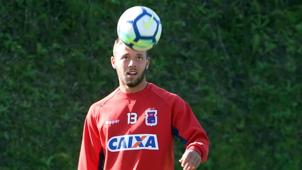 Jovem promessa não se firma no Atlético-MG e retorna ao Paraná