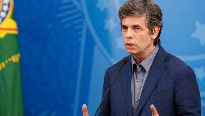 Nelson Teich é o ministro da Saúde do governo de Jair Bolsonaro