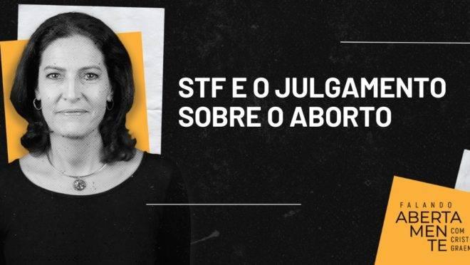 Toffoli decidiu votar aborto no meio da pandemia