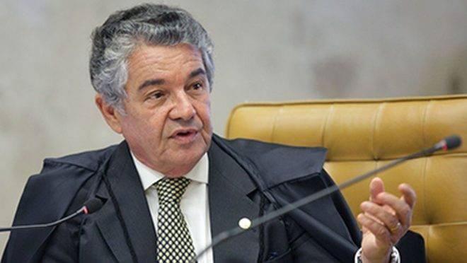 Ministro do STF, Marco Aurélio Mello, diz que revelações de Sergio Moro são preocupantes