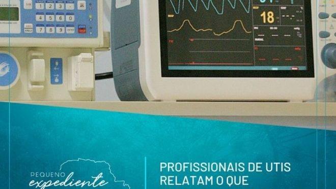Profissionais de UTIs relatam o que freou o avanço do coronavírus no Paraná