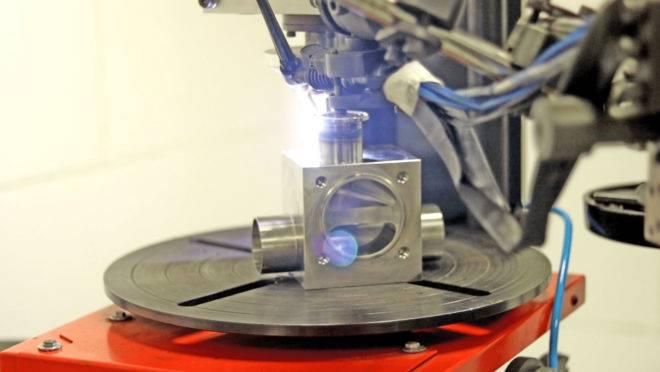 Fabricação de válvulas assépticas da Gemu