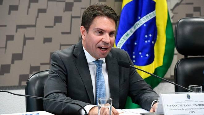 Alexandre Ramagem prestou depoimento à Polícia Federal no âmbito do inquérito que apura suposta interferência política na PF.