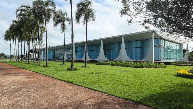 Palácio Alvorada.