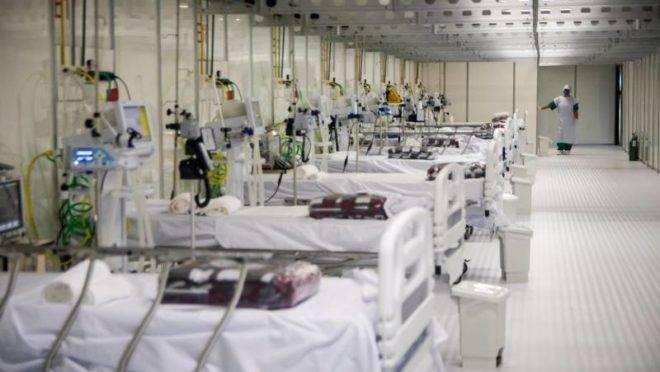 Brasil cancelou a compra de respiradores da China em meio à pandemia de coronavírus