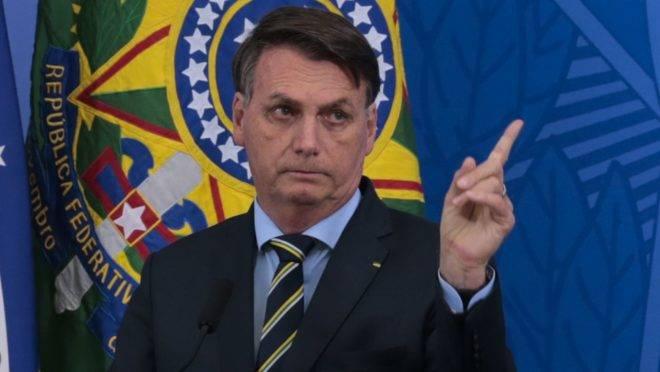 Bolsonato tem 28 pedidos de impeachment na Câmara dos Deputados
