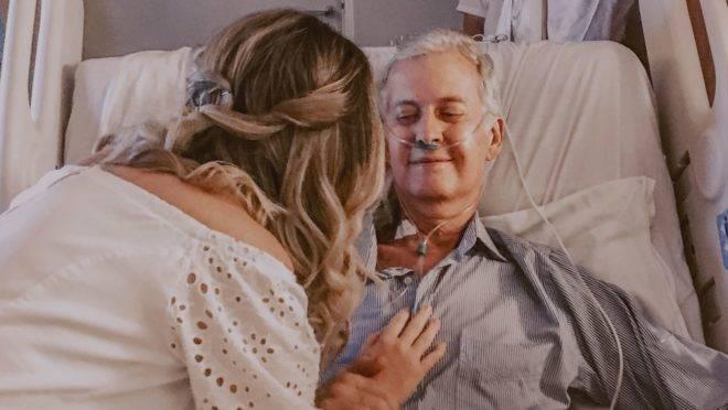 Cerimônia emocionante aconteceu no último dia 5 de abril, no Hospital Oswaldo Cruz, em São Paulo.