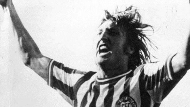 Dirceu Krüger foi eleito pela torcida coxa-branca o melhor jogador da história do Coritiba