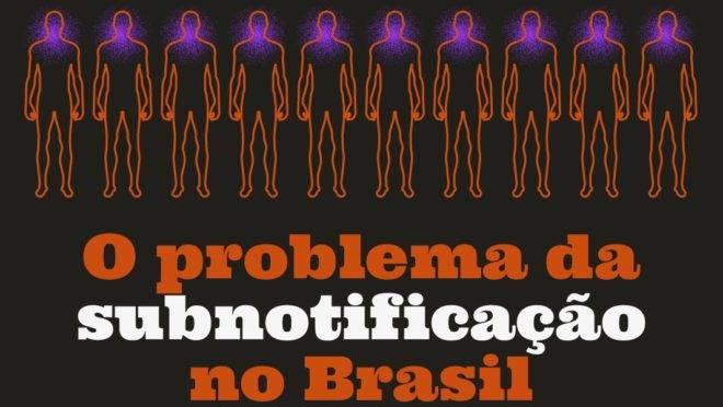 O drama da subnotificação no Brasil: quantos casos realmente o país tem?