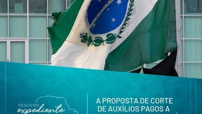 Podcast: as finanças do Paraná e a chance de corte de adicionais pagos aos servidores