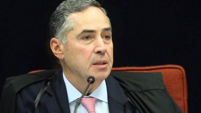 Luís Roberto Barroso, presidente do Tribunal Superior Eleitoral e ministro do Supremo Tribunal Federal