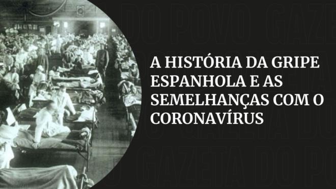 A história da Gripe Espanhola e as semelhanças com o coronavírus