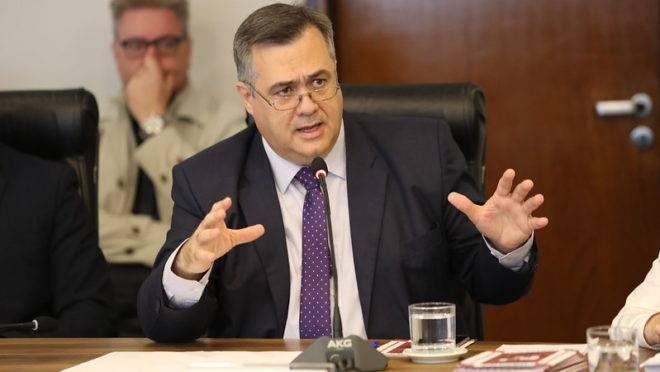Secretário de Saúde do Paraná, Beto Preto.