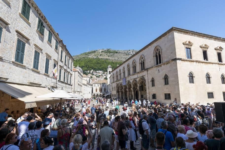 Sistema de quarentena criado em Dubrovnik foi copiado por todo o mundo até hoje.