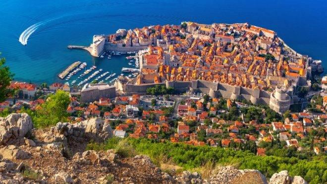 Cidade medieval da Croácia foi uma das inventoras da quarentena e saiu vitoriosa de todas as grandes pragas que a humanidade já enfrentou.