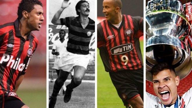 Kleberson, Sicupira, Alex Mineiro e Bruno Guimarães. Foto: montagem com arquivos da Grpcom