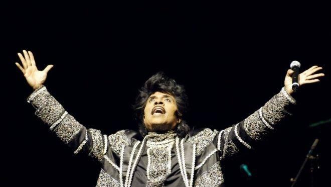 Little Richard nasceu em 1932 e fazia sucesso desde a década de 1950