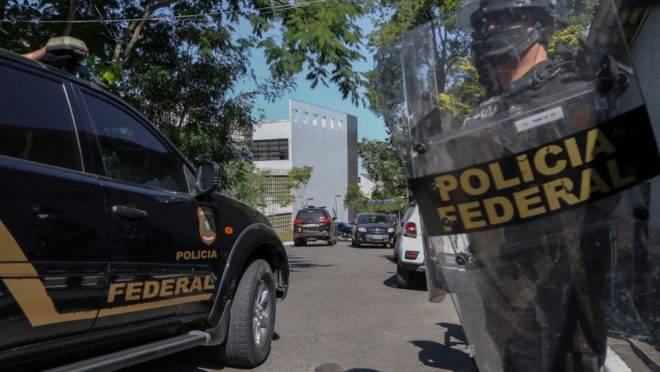 Polícia Federal corrupção