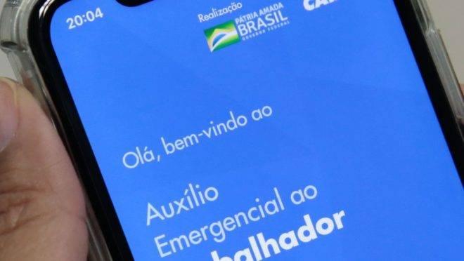 Aplicativo CAIXA|Auxílio Emergencial