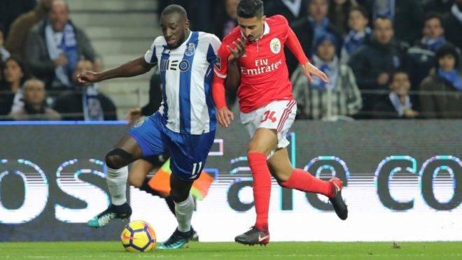 Benfica e Porto disputam a ponta da tabela do Campeonato Português