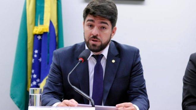 Deputado Zé Vitor (PL-MG), relator da MP 944, de financiamento da folha.