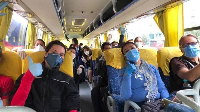 Itamaraty atuou na repatriação de brasileiros que estavam em Quito, no Equador, em 30 de março: 21,7 mil foram resgatados até agora de 81 países diferentes.