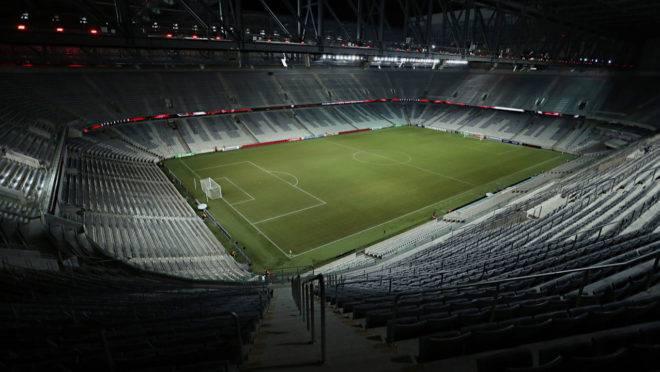 Baixada pode sediar final da Libertadores ou Sul-Americana nos próximos anos