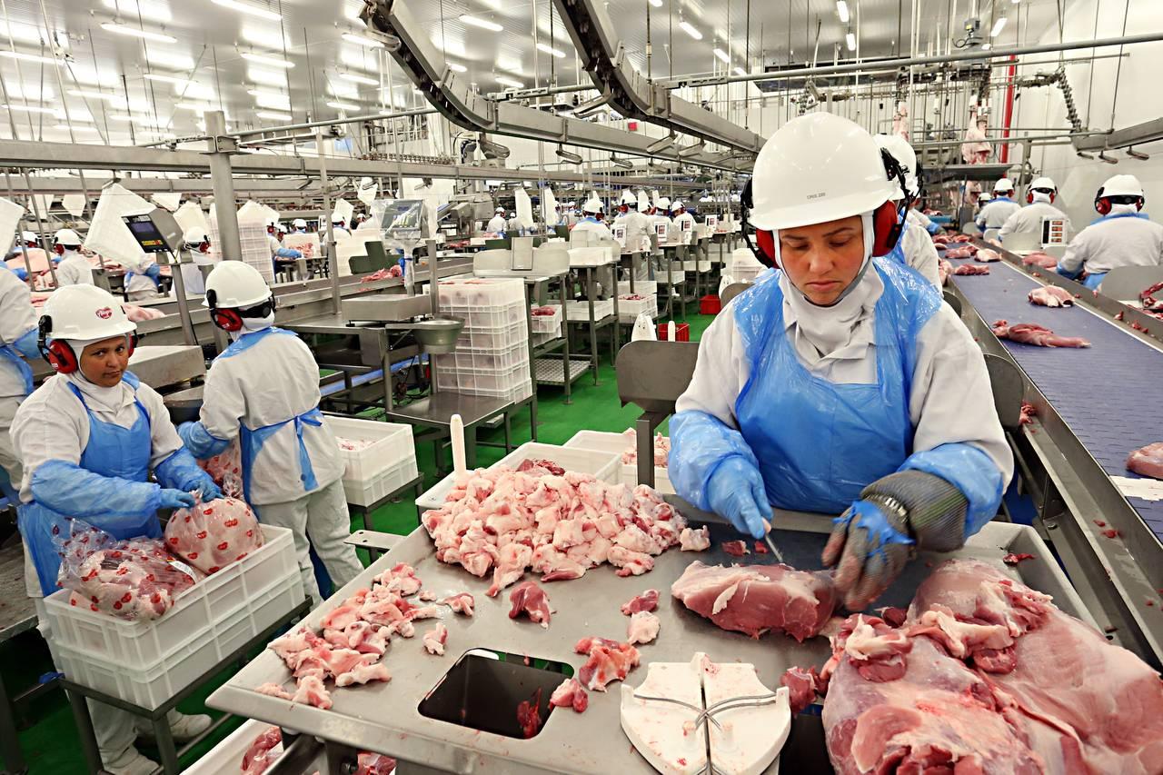 Indústria alimentícia foi uma das menos afetadas no Paraná
