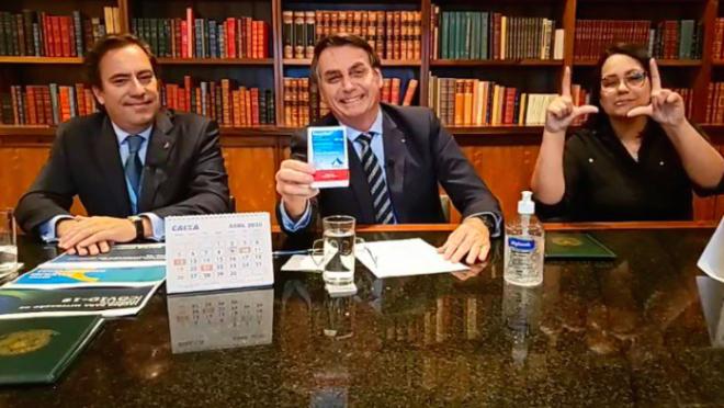 O rodízio de Covas, a cloroquina de Bolsonaro e a política do achismo