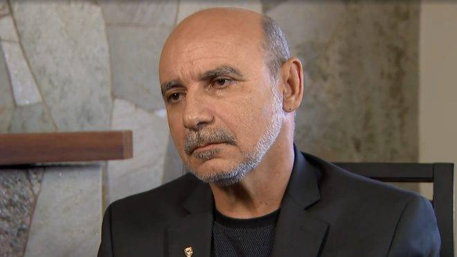 O ex-assessor de Flávio Bolsonaro, Fabrício Queiroz.